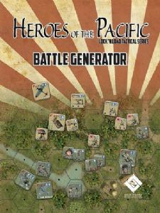 Lock 'n Load Tactical : Heroes of the Pacific – Battle Generator